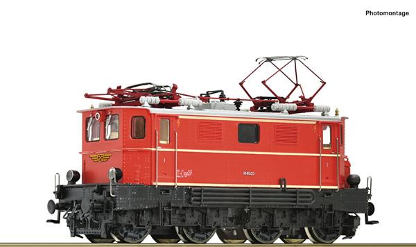 Roco 73503 - Austrian Electric locomotive 1045.03 of the MBS