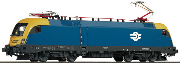 Roco 73522 - Hungary Electric Locomotive Class 470 of the MAV