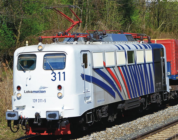 Roco 73585 - German Electric Locomotive 139 311 LOCOMOTION (Sound)