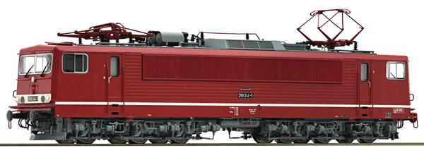 Roco 73617 - Electric locomotive 250 244, DR