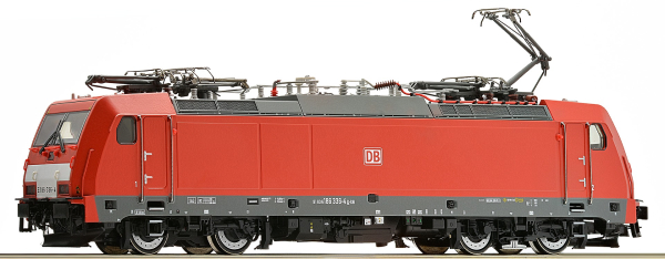 Roco 73650 - German Electric Locomotive BR 186 of the DB AG