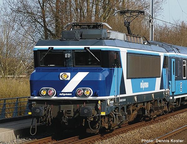 Roco 73683 - Dutch Electric locomotive 101001 of the Railmo