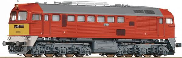 Roco 73698 - Diesel locomotive M62, MAV