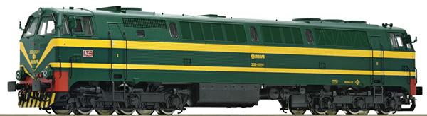 Roco 73702 - Belgian Diesel Locomotive Series 333 of the RENFE