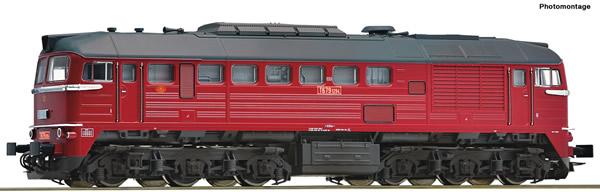 Roco 73796 - Czechoslovakian Diesel locomotive T679.1294 of the CSD