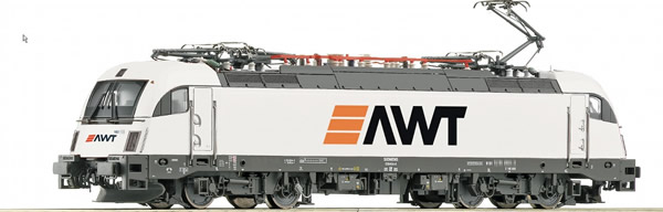 Roco 73839 - Electric locomotive class 183, AWT