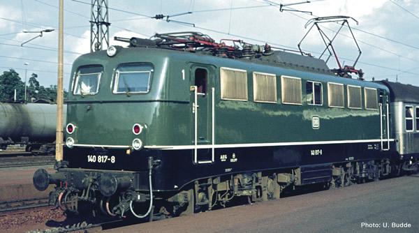 Roco 73849 - German Electric locomotive class 140 of the DB (DCC Sound Decoder)