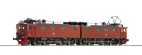 Roco 73869 - Swedish Electric locomotive class Dm of the SJ (DCC Sound Decoder)