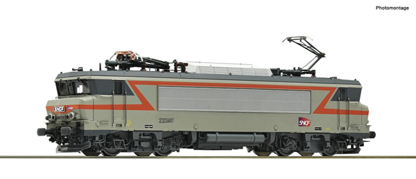 Roco 73878 - French Electric locomotive BB 22332 of the SNCF (DCC Sound Decoder)