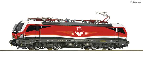 Roco 73914 - German Electric Locomotive Class 383(Advanced Leo Lab Sound)