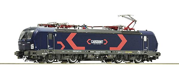 Roco 73918 - Polish Electric locomotive class 194 (DCC Sound Decoder)