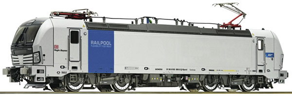 Roco 73933 - German Electric Locomotive 193 Railpool Bahnland Bayern