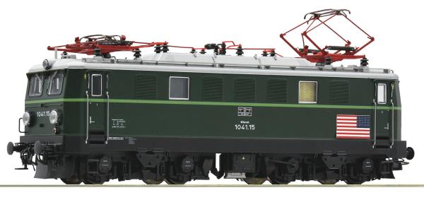 Roco 73963 - Austria Electric Locomotive 1041.15 (DCC Sound Decoder)