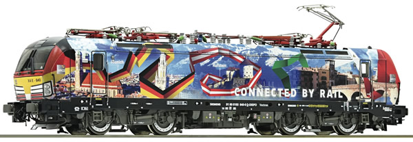 Roco 73978 - Electric locomotive 193 640, MRCE