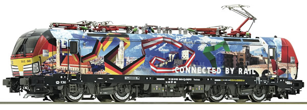 Roco 73979 - Electric locomotive 193 640, MRCE
