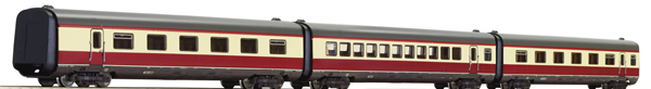 Roco 74079 - 3 piece set: Additional coaches matching the Alpen-See-Express