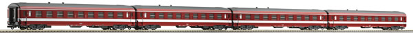 Roco 74109 - French Passenger Coach Set 1: Le Capitole of the SNCF
