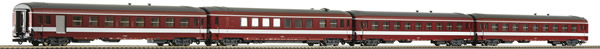Roco 74110 - French Passenger Coach Set 2: Le Capitole of the SNCF