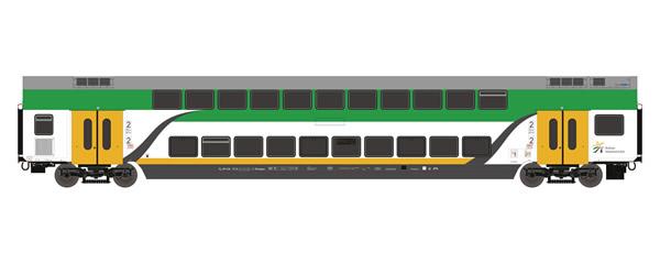 Roco 74161 - Double-deck coach