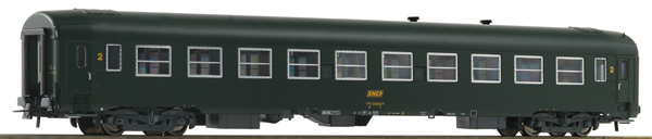 Roco 74356 - 2nd Class Fast Train Coach