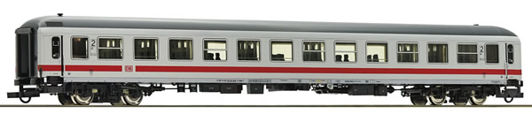 Roco 74364 - 2nd class IC compartment coach, DB AG