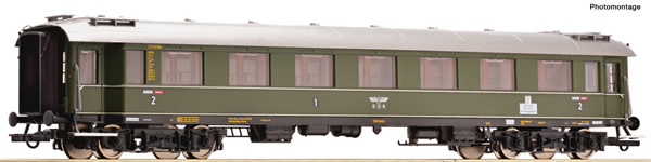 Roco 74370 - 1st/2nd class express train passenger coach