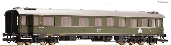 Roco 74371 - 1st/2nd/3r class express train passenger coach