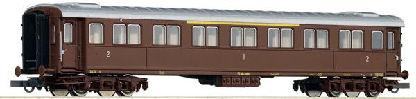 Roco 74381 - 1st/2nd class passenger coach, FS
