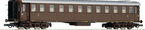Roco 74382 - 2nd class passenger coach, FS