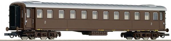 Roco 74383 - 2nd class passenger coach, FS