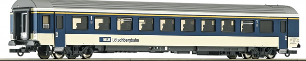 Roco 74390 - 1st class passenger coach EW IV, BLS