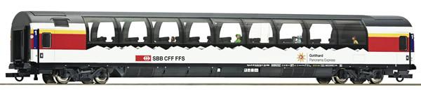 "Roco 74401 - Panorama coach ""Gotthard"", SBB"