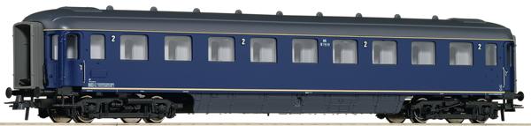Roco 74430 - 2nd Class Fast Train Coac Plan D