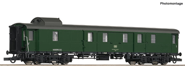 Roco 74448 - Baggage coach for express trains