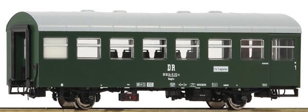 """Roco 74454 - Load wagon """"Rekowagen"""", DR"""