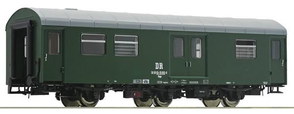 "Roco 74455 - Baggage coach ""Rekowagen"", DR"