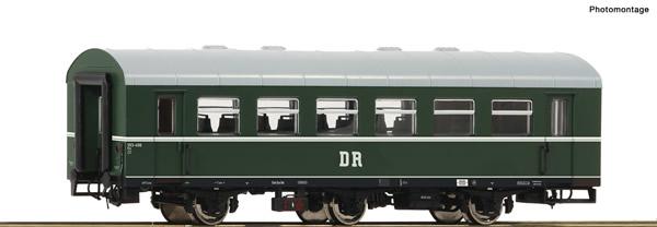 """Roco 74457 - German Passenger car """"Rekowagen"""" of the DR"""