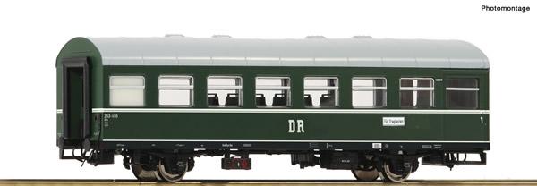 """Roco 74461 - German Passenger Car """"Rekowagen"""" of the DR"""