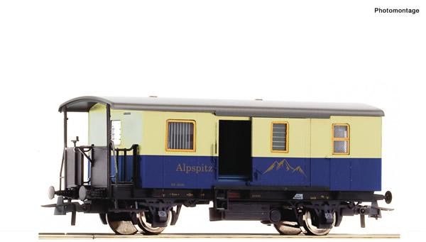 Roco 74508 - Cogwheel baggage coach