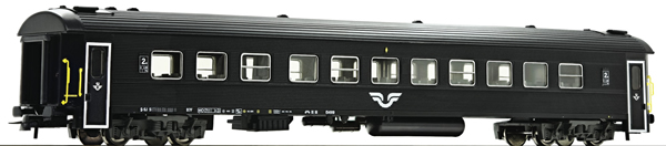 Roco 74517 - 2nd Class Passenger Carriage