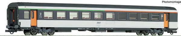 Roco 74535 - Corail bar coach, SNCF
