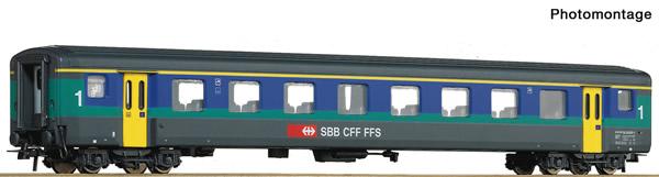 Roco 74565 - 1st class passenger coach