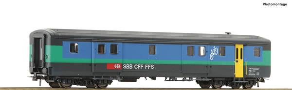 Roco 74568 - Baggage coach