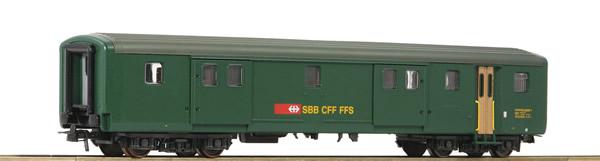 Roco 74574 - Baggage car EW II SBB