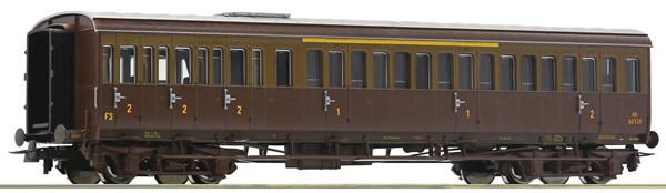 Roco 74684 - Italian 1st/2nd class passenger car of the FS