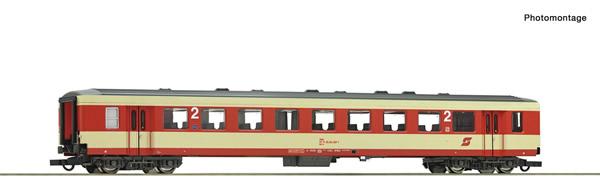 "Roco 74694 - 2nd class ""Schlieren"" coach"