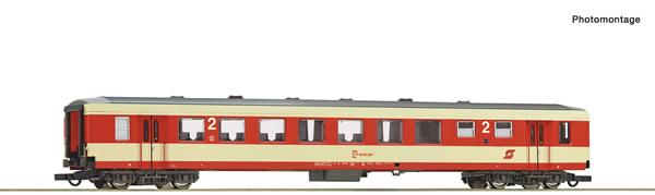 """Roco 74696 - 2nd class """"Schlieren"""" buffet coach"""