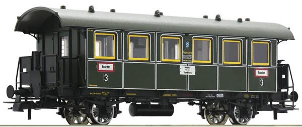 Roco 74901 - German Baggage Car of the K.Bay.Sts.B.