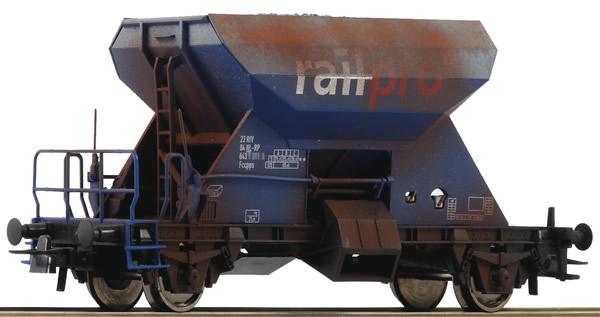 Roco 75961 - Ballast Wagons, Railpro