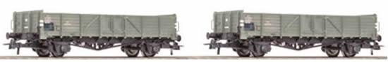Roco 76110 - 2pc Gondola Set, NS